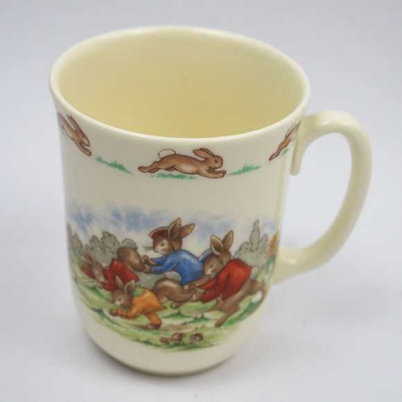 Royal Doulton Bunnykins Children's Mug Tea Cup